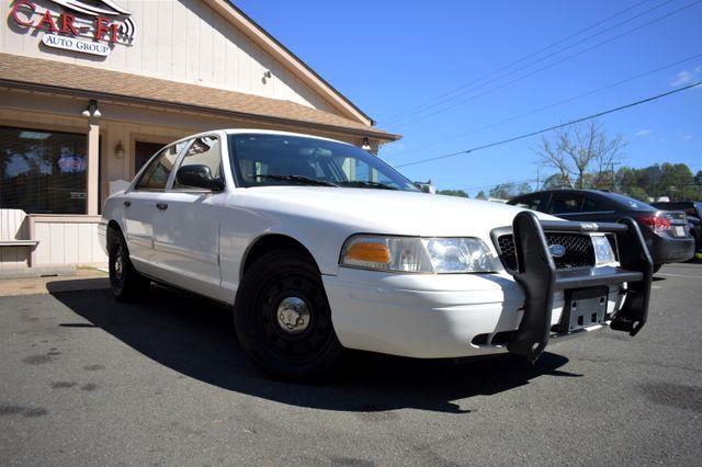 2011 Ford Crown Victoria Sedan 4D Police Interceptor