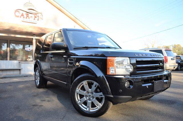 2009 Land Rover LR3 Sport Utility 4D