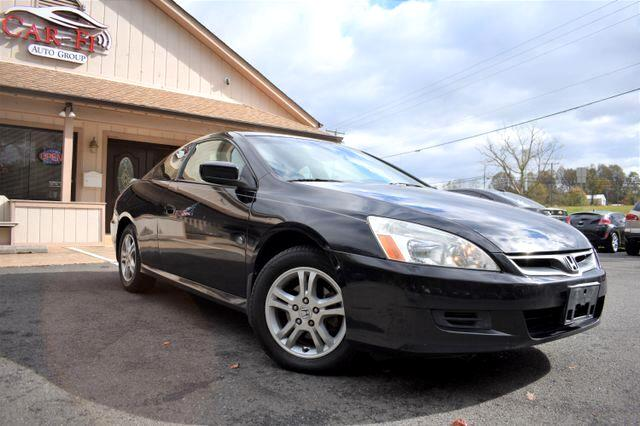2007 Honda Accord LX Coupe 2D