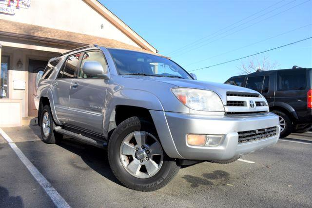 2005 Toyota 4Runner Limited Sport Utility 4D