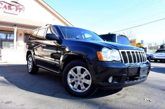 2010 Jeep Grand Cherokee Limited Sport Utility 4D