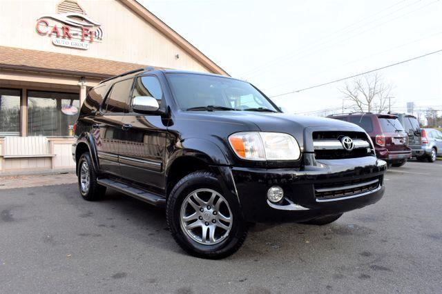 2007 Toyota Sequoia Limited Sport Utility 4D