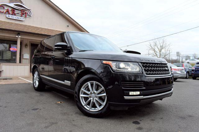 2013 Land Rover Range Rover Supercharged Sport Utility 4D