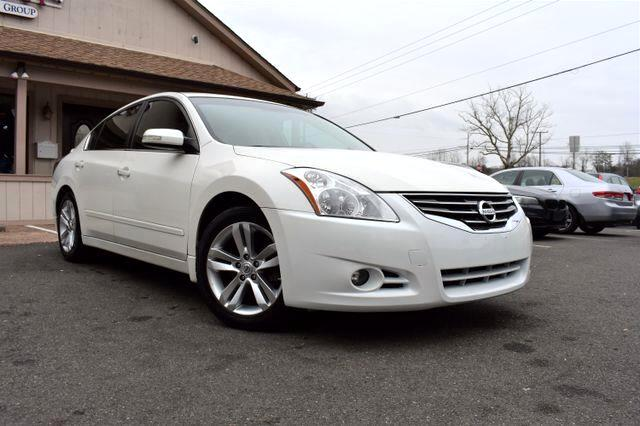 2012 Nissan Altima 3.5 SR Sedan 4D