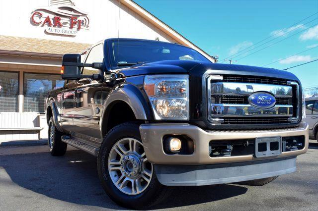 2012 Ford F-250 SD King Ranch Pickup 4D 8 ft