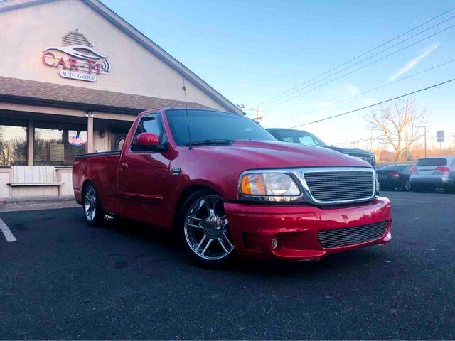 2001 Ford F-150 Long Bed