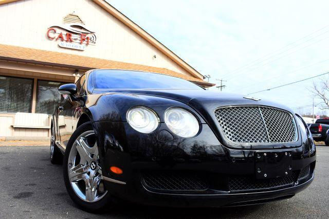 2006 Bentley Continental GT GT Coupe 2D