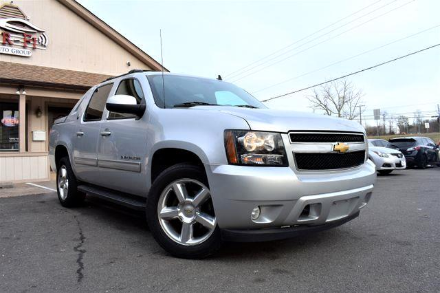 2013 Chevrolet Avalanche Black Diamond LT Sport Utility Pickup 4D 5 1/4 ft