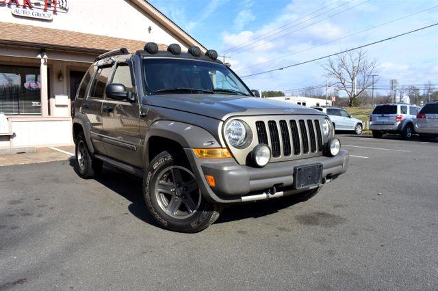 2005 Jeep Liberty Renegade Sport Utility 4D