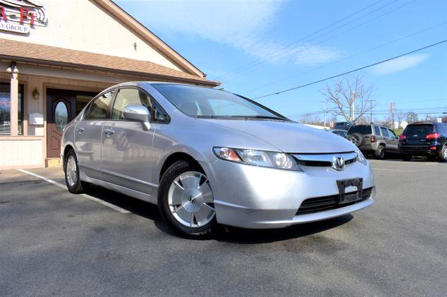 2007 Honda Civic Hybrid Hybrid Sedan 4D