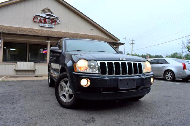 2007 Jeep Grand Cherokee Limited Sport Utility 4D