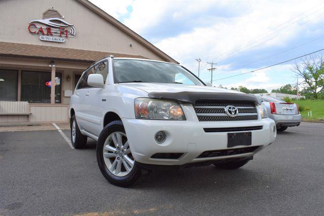 2006 Toyota Highlander Hybrid Hybrid Sport Utility 4D