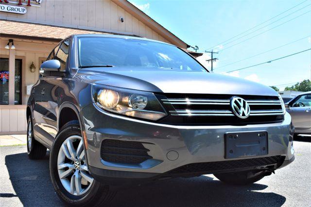 2013 Volkswagen Tiguan 2.0T S Sport Utility 4D