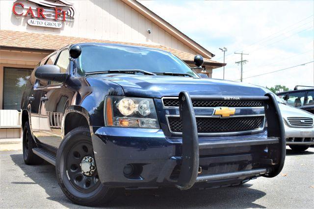 2014 Chevrolet Tahoe Commercial Sport Utility 4D