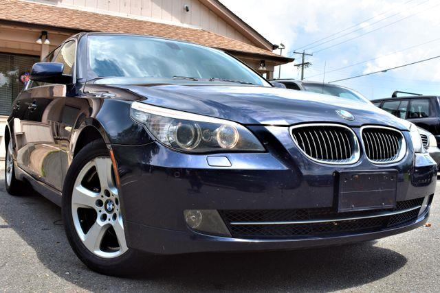 2008 BMW 5-Series 535xi Sedan 4D