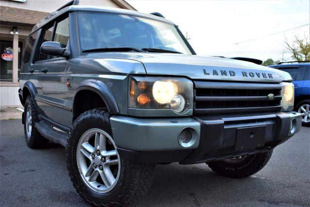 2004 Land Rover Discovery SE Sport Utility 4D