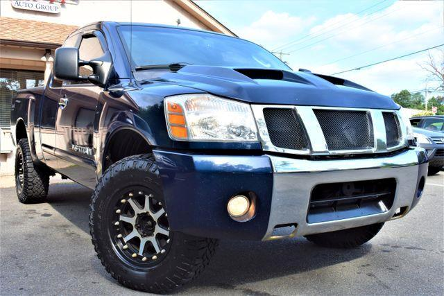 2006 Nissan Titan LE Pickup 4D 6 1/2 ft