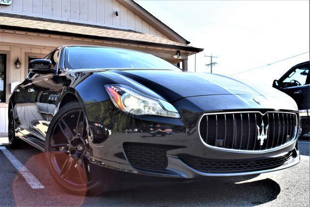 2014 Maserati Quattroporte S Q4 Sedan 4D