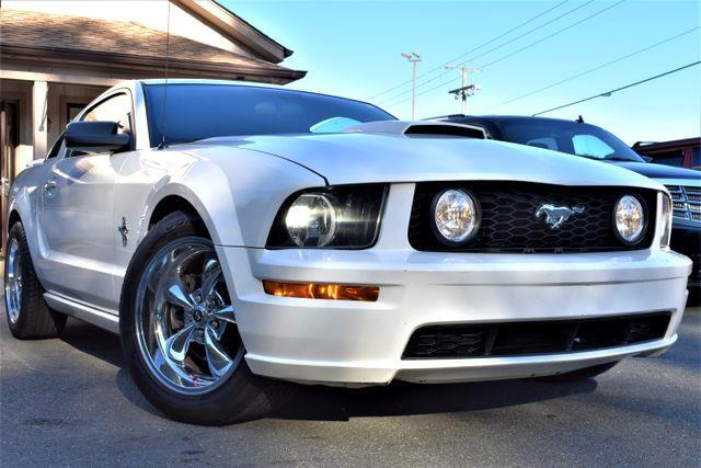 2008 Ford Mustang GT Deluxe Coupe 2D