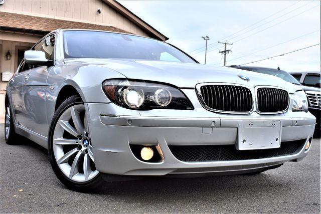 2008 BMW 7-Series 750Li Sedan 4D