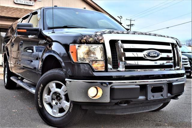 2012 Ford F-150 XLT Pickup 4D 6 1/2 ft