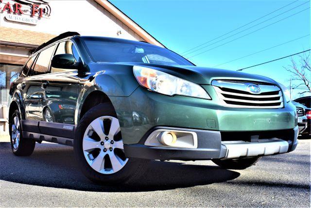 2010 Subaru Outback 2.5i Limited Wagon 4D