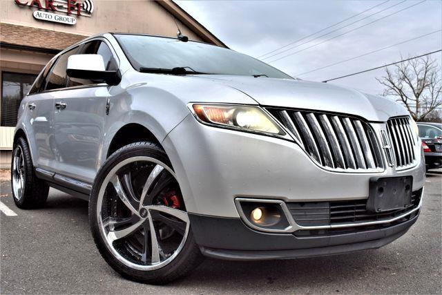 2011 Lincoln MKX Sport Utility 4D