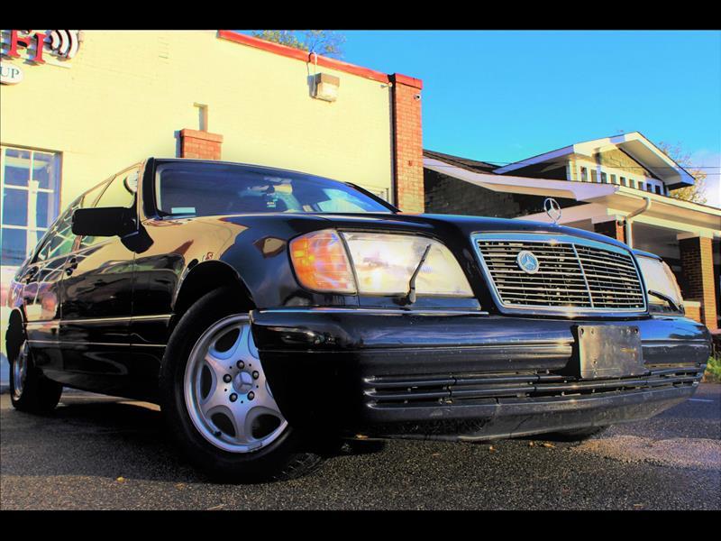 Mercedes-Benz S-Class  1997