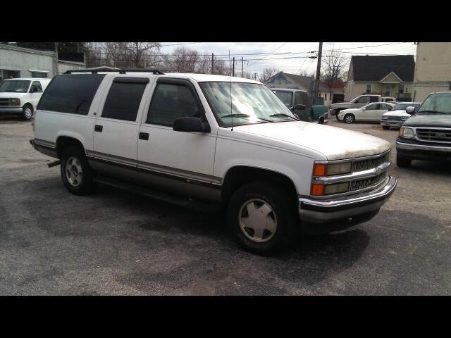 1999 Chevrolet Suburban K1500 4WD
