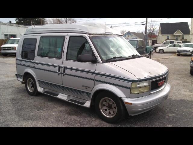 1995 GMC Safari XT Cargo Van