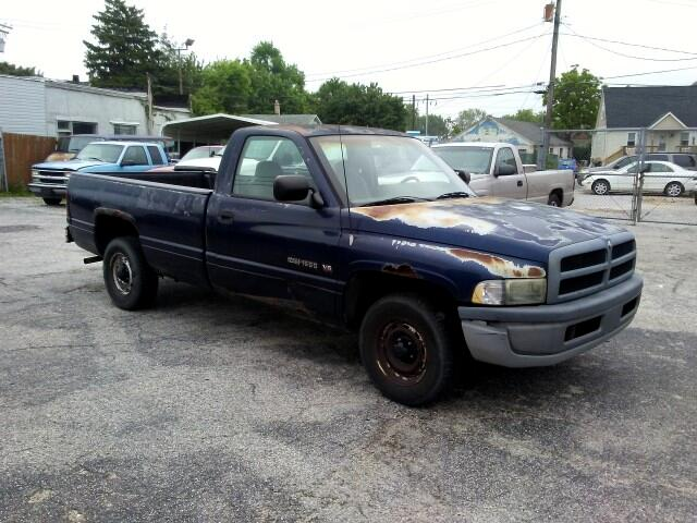 1995 Dodge Ram 1500 WS Reg. Cab 6.5-ft. Bed 2WD