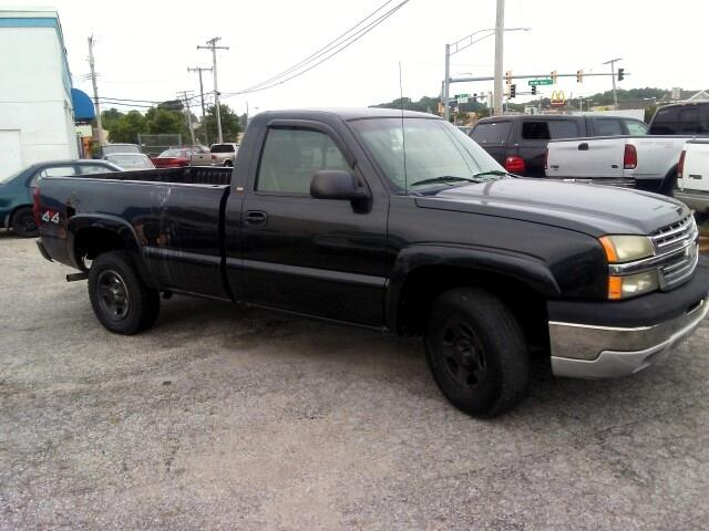 2003 Chevrolet Silverado 1500 Short Bed 4WD