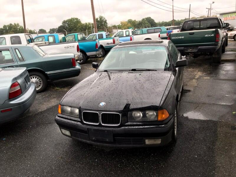 1994 BMW 3 Series 2dr Coupe 318iS