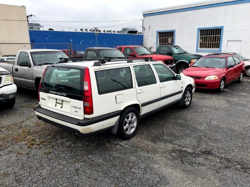 1999 Volvo V70 XC AWD A 5dr Wgn AWD XC Turbo