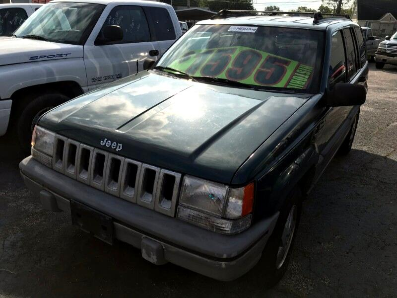 1994 Jeep Grand Cherokee 4dr Laredo 4WD