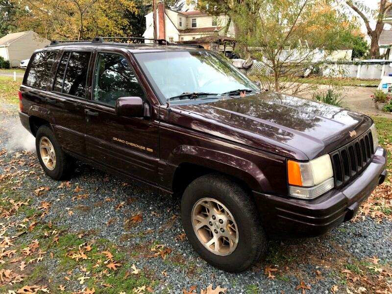 1998 Jeep Grand Cherokee 4dr Limited 4WD