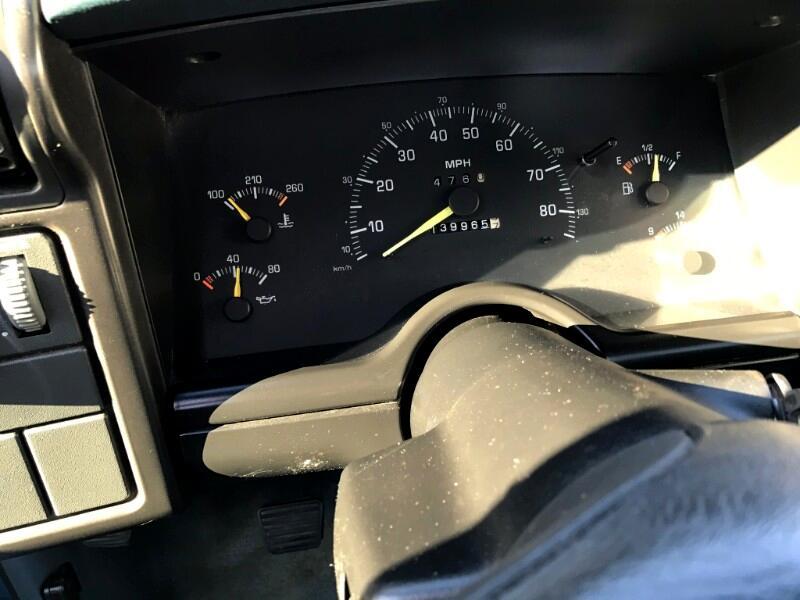 1994 Chevrolet S-10 Ext Cab 122.9