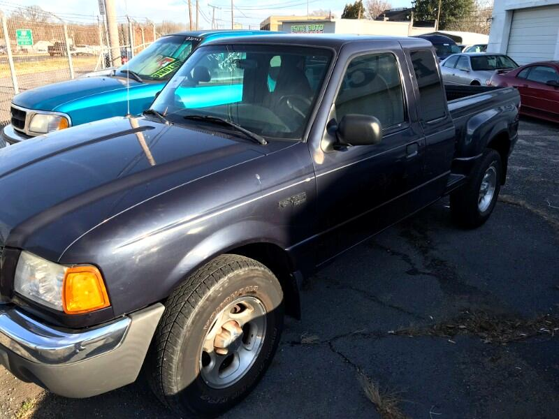 2001 Ford Ranger Supercab 4.0L XLT Off-Rd 4WD w/391A