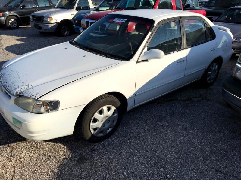 1998 Toyota Corolla 4dr Sdn VE Auto