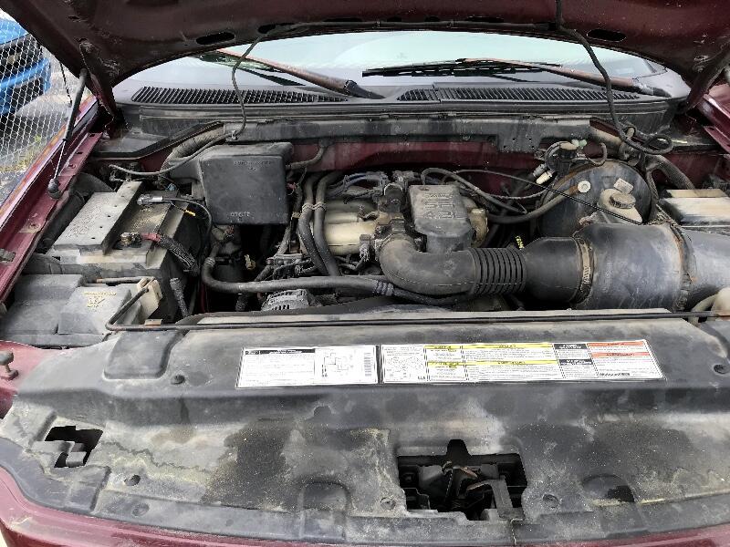 1997 Ford F-150 Reg Cab 120