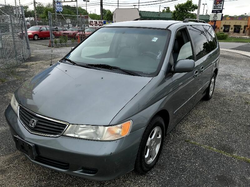 2000 Honda Odyssey 5dr 7-Passenger EX