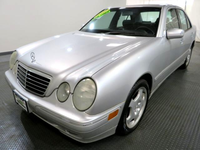 2002 Mercedes-Benz E-Class E430