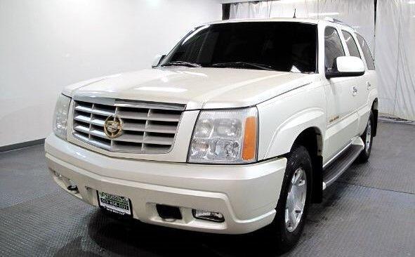 2002 Cadillac Escalade AWD