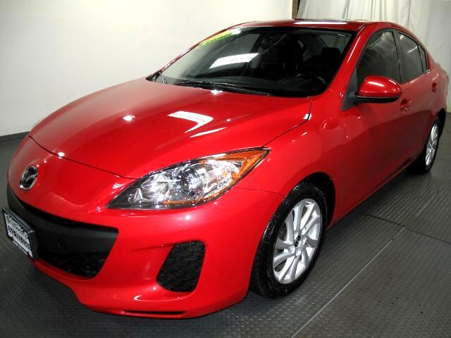 2013 Mazda MAZDA3 I Grand Touring AT 4-Door
