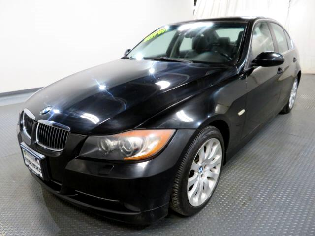 2006 BMW 3-Series 330i 4dr Sdn RWD