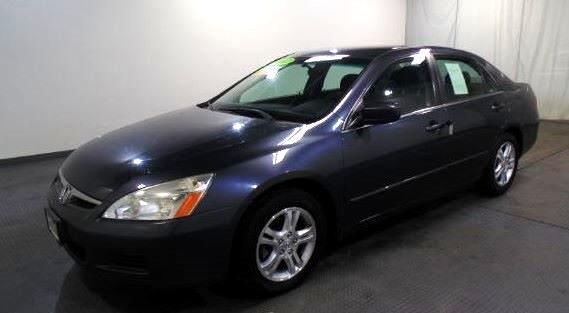 2007 Honda Accord 4dr I4 AT LX SE