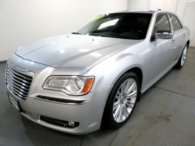 2012 Chrysler 300 4dr Sdn V8 300C RWD