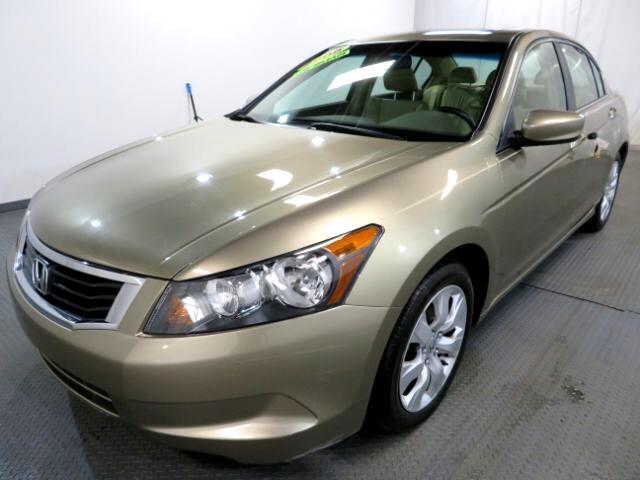 2008 Honda Accord 4dr I4 Auto EX-L