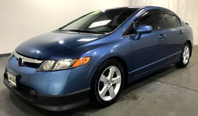 2008 Honda Civic 4dr Auto EX