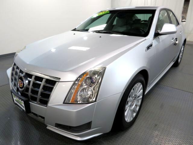 2012 Cadillac CTS 4dr Sdn 3.0L AWD